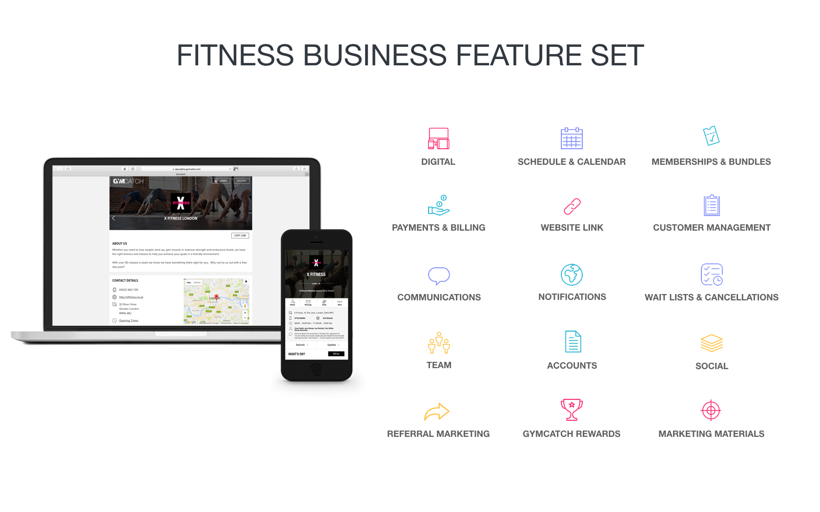 fitness business software