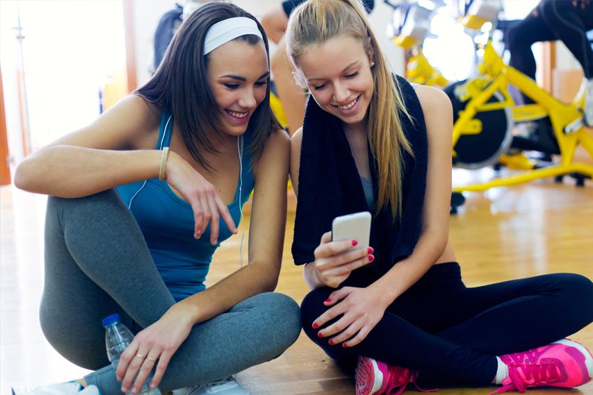 fitness class software