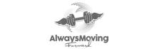 AlwaysMoving logo